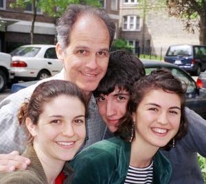 Paul Carapetyan Family May 2008
